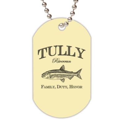 Жетон dog-tag Tully