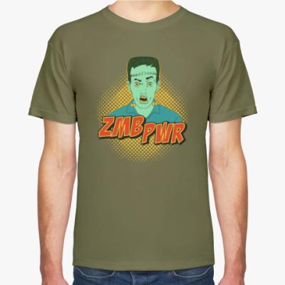 Футболка ZMB PWR / Zombie Power