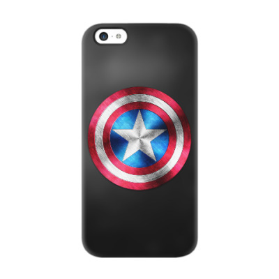 Чехол для iPhone 5c Captain America