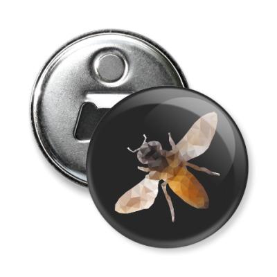 Магнит-открывашка Пчела / Bee