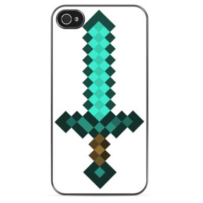 Чехол для iPhone Алмазный меч