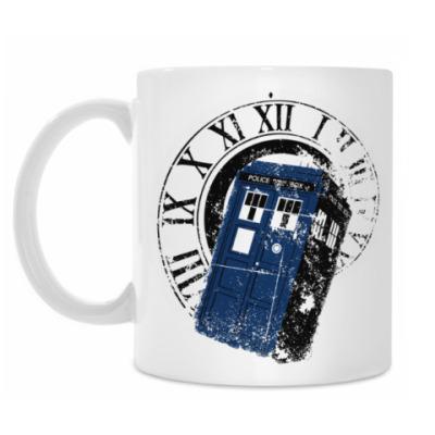 Кружка TARDIS
