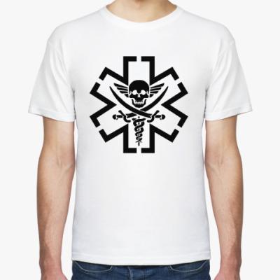 Футболка Медик Пират