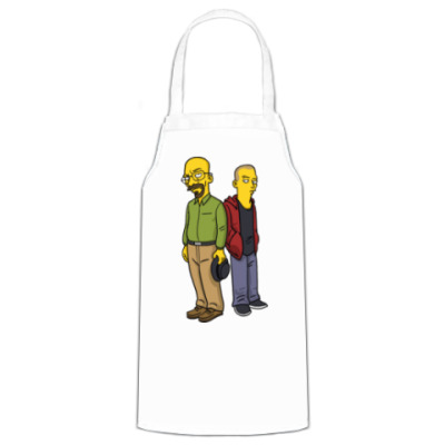 Фартук Breaking Bad Simpsons