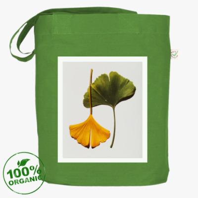 Сумка Green&Yellow Leaves