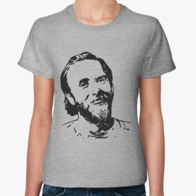 Женская футболка Варг (Бурзум) Викернес