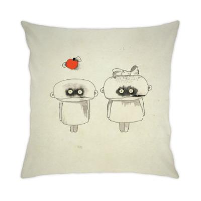 Подушка Он и Она