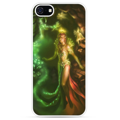 Чехол для iPhone Пещерная царица
