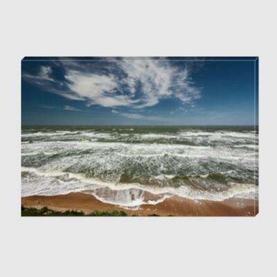 Холст Ветер с моря