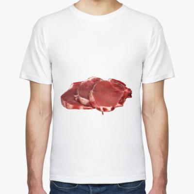 Футболка Мясо!