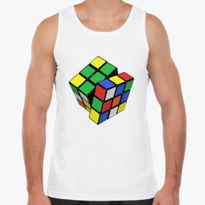 Майка Кубик Рубика