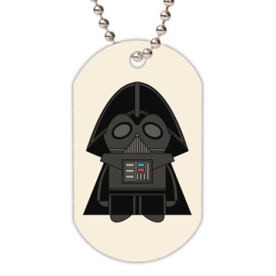 Жетон dog-tag Star Wars: Darth Vader