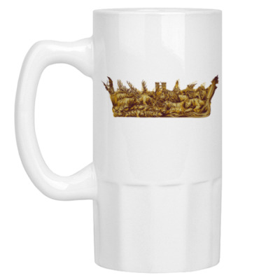 Пивная кружка Игра Престолов: Корона