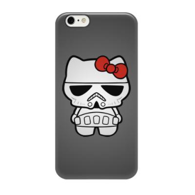 Чехол для iPhone 6/6s Штурмовик Hello Kitty