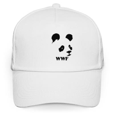 Кепка бейсболка WWF. Альтер - Панда