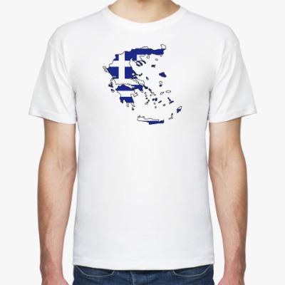 Футболка Греция