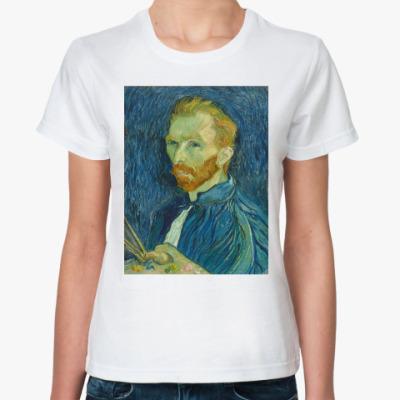 Классическая футболка Ван Гог