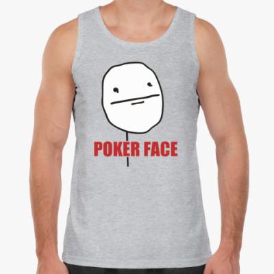 Майка Poker face
