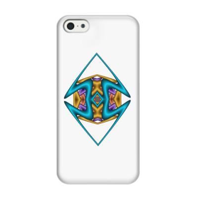 Чехол для iPhone 5/5s Ромб