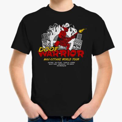 Детская футболка Doof Warrior