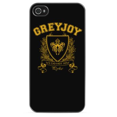Чехол для iPhone House Greyjoy