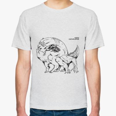 Футболка Homo Cephalopos