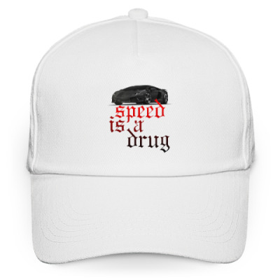 Кепка бейсболка Speed is a drug