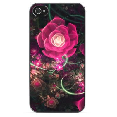 Чехол для iPhone Роза