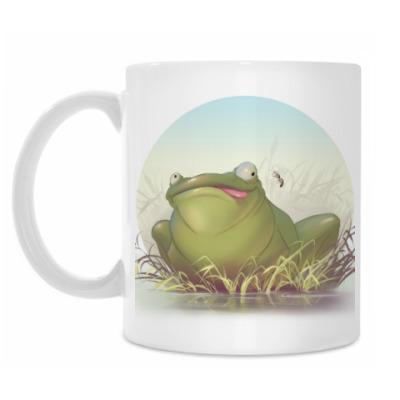 Кружка Frog
