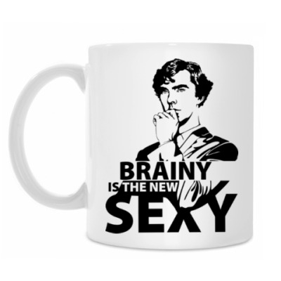 Кружка Brainy