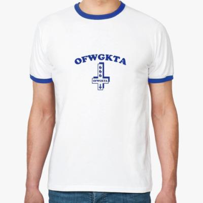 Футболка Ringer-T OFWGKTA