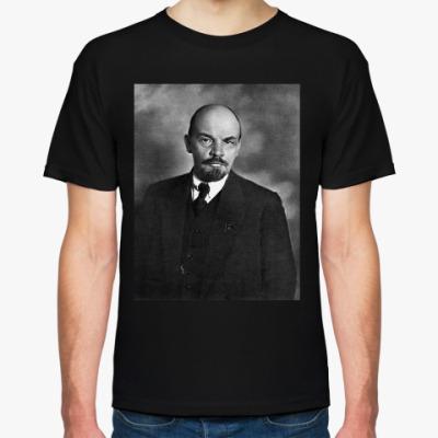 Футболка В.И Ленин