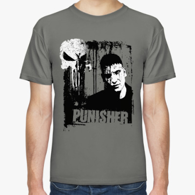 Футболка Каратель  / The Punisher