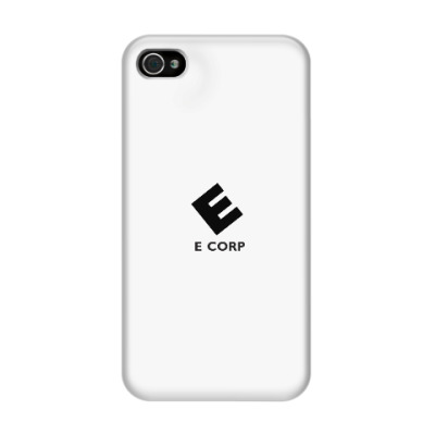 Чехол для iPhone 4/4s Mr Robot - fsociety - E Corp