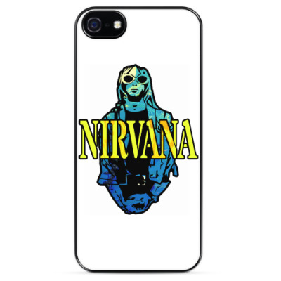 Чехол для iPhone Nirvana