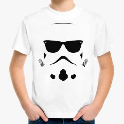 Детская футболка Штурмовик в очках