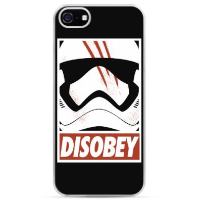 Чехол для iPhone Star Wars: Disobey