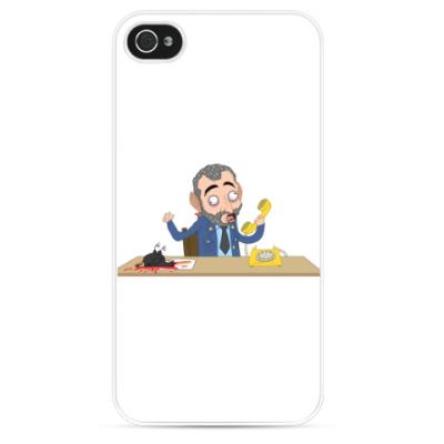Чехол для iPhone Гаджиев