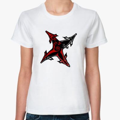 Классическая футболка  CrossRats