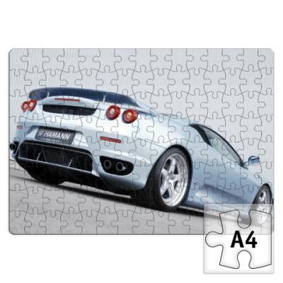 Пазл  Ferrari