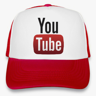 Кепка-тракер YouTube
