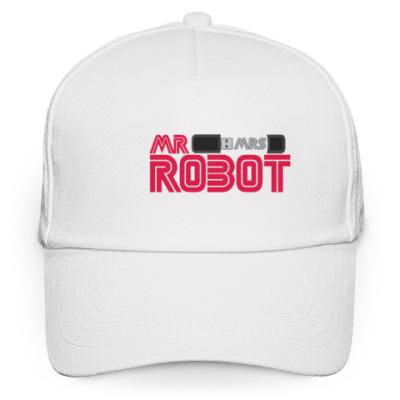 Кепка бейсболка Mr Robot - fsociety