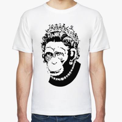 Футболка Королева обезьян