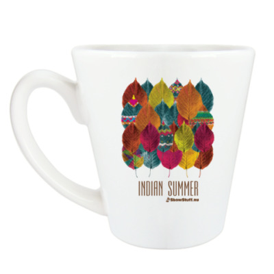 Чашка Латте ShowStuff