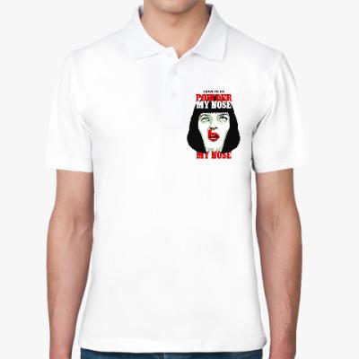 Рубашка поло Mia Wallace Pulp Ficton