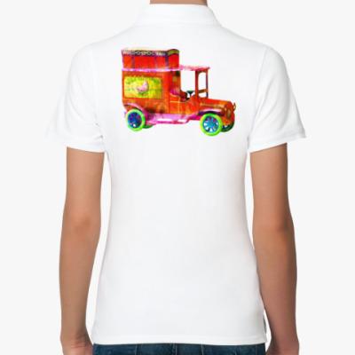 Женская рубашка поло Wild Watermelon Company