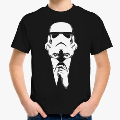 Детская футболка Штурмовик в костюме