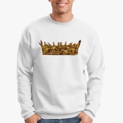 Свитшот Игра Престолов: Корона