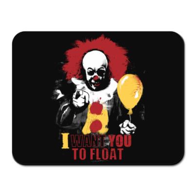 Коврик для мыши Clown It by Stephen King