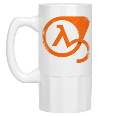 Пивная кружка Half-Life 3